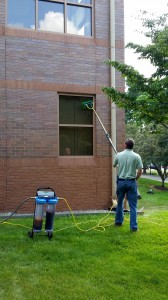 Window Cleaning Services - Blu Cleaning